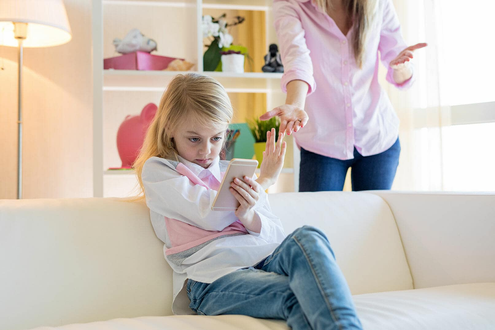 Adverse Affects of Technology on Family.
